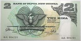 Papouasie-Nouvelle Guinée - 2 Kina - 1989 - PICK 5c - NEUF - Papua Nueva Guinea
