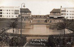 BERLIN - Britz Siedlung - Hufeisen Ring - Neukölln