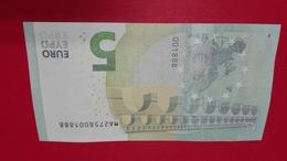 5 EURO M005 B5 - PORTUGAL -  MA2758001888 - UNC FDS NEUF - 5 Euro