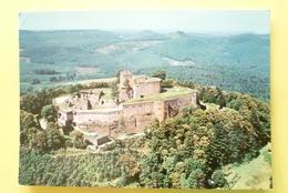 V10-67-bas-rhin- Lichtenberg-le Chateau Dont Le Donjon Date Du 13° S. - Non Classés