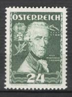 Austria 1935 Unif.472 **/MNH VF/F - Nuovi
