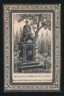 MARIA NOHLMANS - OVERLEDEN STEVENSWEERT 1901   35 JAAR OUD 2 AFBEELDINGEN - Todesanzeige