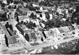 08 - NOHAN Sur SEMOY : L'Eglise Et Les Ecoles - CPSM Village Dentelée Noir Blanc Grand Format CPA- - Otros Municipios