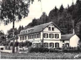 67 - ADAMSWILLER Hotel Restaurant De La GARE - CPSM Village (  380 Habitants) Dentelée N/B Grand Format - Bas Rhin - France