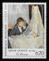 N° 2972 SERIE ARTISTIQUE OEUVRE DE BERTHE MORISOT NEUF ** TTB COTE 4 € - France