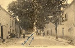81 - Puylaurens - Avenue De Toulouse - Puylaurens