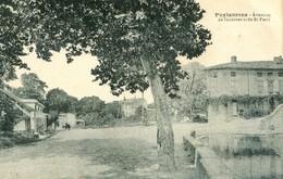 81 - Puylaurens - Avenues De Toulouse Et De St Paul - Puylaurens