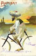 I184 - Illustrateur ROSSETTI - BOMBEY - Illustrators & Photographers