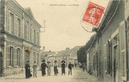 PLIVOT - La Mairie. - France