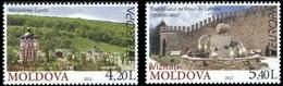 Moldova 2012 / Europa CEPT / Set 2 Stamps - 2012