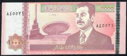 IRAQ P89  10.000 Or 10000  DINARS  2002 UNC. - Iraq