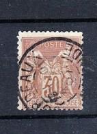 N° 69 Type Sage 30 C Brun Clair (I) Très Bon Premier Choix Sans Défaut - 1876-1878 Sage (Type I)
