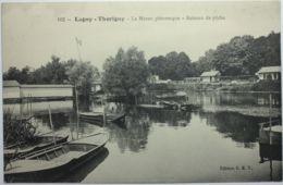 LAGNY-THORIGNY La Marne Pitoresque - Bateaux De Pêche - Lagny Sur Marne