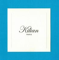 Cartes Parfumées   KILIAN PARIS - Cartes Parfumées