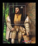 Luxembourg 2019 Mih. 2212 (Bl.44) Emperor Charles V (joint Issue Luxembourg-Austria) MNH ** - Luxembourg
