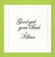 Cartes Parfumées GOOD GIRL GONE BAD   BY  KILIAN - Cartes Parfumées