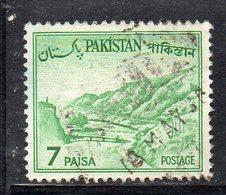 XP3789 - PAKISTAN 1963 , Yvert  N. 181  Usata  (2380A) - Pakistan