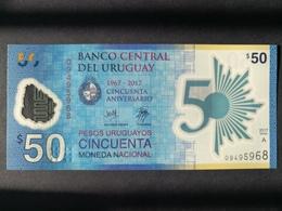 Banconota PARAGUAY - 50 Pesos - FDS UNC - 2017 - Paraguay