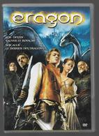 Dvd  Eragon - Ciencia Ficción Y Fantasía