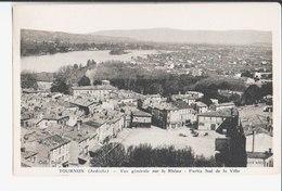 Tournon. Partie Sud De La Ville De François à Tain à Simone D'Hautefort Chez M. De L'Oisy Château D'Epiry à St Emiland. - Tournon