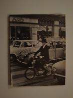 Publication Inter Entreprise MICHELIN,Décembre 1967, La 2CV S'offre Des Sports D'hiver - Automobil