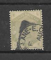 Groot-Brittannië  N° 82  Cote Yvert 2003 225 Euro - 1840-1901 (Regina Victoria)