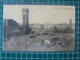 Oostende Ostende Plaçe De La Station - Oostende