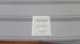 LOT 480868 TIMBRE DE FRANCE OBLITERE N°31 TB - Préoblitérés