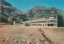 Carte Postale Des Années 70 Des Hautes-Alpes - Le Noyer - Centre De Vacances Elsa Triolet De La Ville De Vénissieux - Serre Chevalier