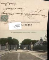 642218,Saint-Germain-en-Laye Entree De La Terrasse Allee Henri II France - Ansichtskarten