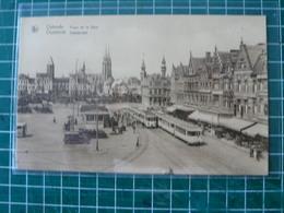 Oostende Ostende Plaçe De La Gare - Oostende
