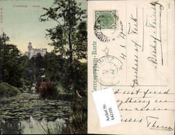 642105,Hluboka Frauenberg Böhmen Schloss - Ansichtskarten