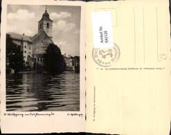 642128,Foto Ak Sankt Wolfgang Im Salzkammergut Pub Gastberger 2 - Ansichtskarten