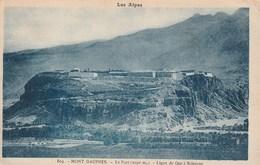 Carte Postale Ancienne Des Hautes-Alpes - Mont-Dauphin - Le Fort - Ligne Gap à Briançon - France