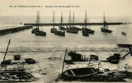 La Turballe - Bateaux De Pêche , Dans Le Port - La Turballe