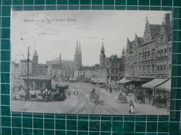 Oostende Ostende Plaçe Vander Zweep - Oostende