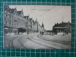 Oostende Ostende Plaçe Van Der Sweep - Oostende