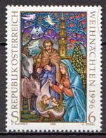 Austria MNH Stamp - Christmas