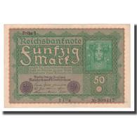 Billet, Allemagne, 50 Mark, 1919, 1919-06-24, KM:66, NEUF - [ 3] 1918-1933 : República De Weimar