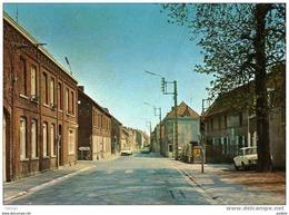 Carte Postale  59. Frétin Rue Pasteur GS Citroën  Très Beau Plan - Francia