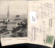 642135,Linz A. D. Donau Blick V. Bauernberg - Slowenien