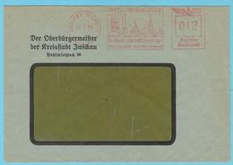 J.M. 30 - E.M.A. - N° 56 - Allemagne - Compositeur Schumann - Industrie - Puits De Mine - Musique