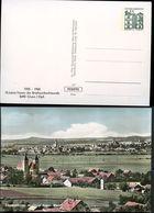 Bund PP34 C2/002 ANSICHT CHAM 1965  NGK 7,00 € - BRD