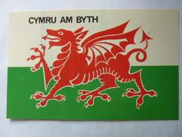 CYMRU AM BYTH - Pays De Galles Pour Toujours - Autres