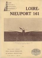 Aviation - Avion Loire-Nieuport 161 - Rare - Publicités
