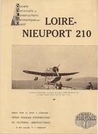 Aviation - Hydravion De Chasse Loire-Nieuport 210 - Rare - Publicités