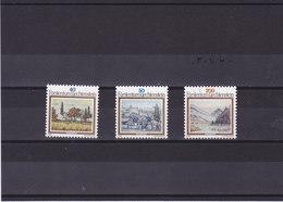LIECHTENSTEIN 1983 PEINTURES Yvert 762-764 NEUF** MNH - Liechtenstein