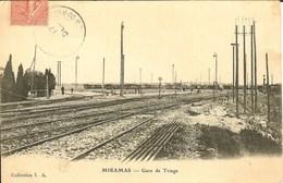 CPA - B.du RHONE - MIRAMAS, Gare De Triage - Autres Communes