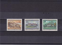 LIECHTENSTEIN 1985 COUVENTS Yvert 809-811 NEUF** MNH - Liechtenstein