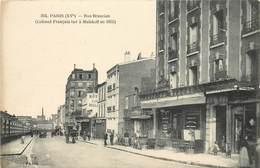 PARIS - Rue Brancion.(café Du Marché). - Arrondissement: 15